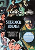 Sherlock Holmes: Four Classic Films (Sherlock Holmes and the Secret Weapon / The Woman in Green / Terror by Night / Dressed to Kill)