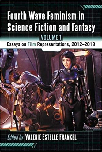 Fourth Wave Feminism in Science Fiction and Fantasy     - Amazon com