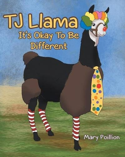 TJ Llama It's Okay To Be Different