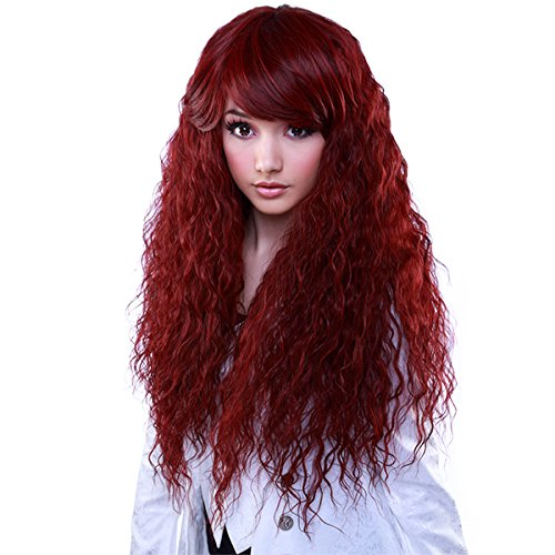 Gothic Lolita Wigs® RhapsodyTM Collection - Burgundy -00102 -