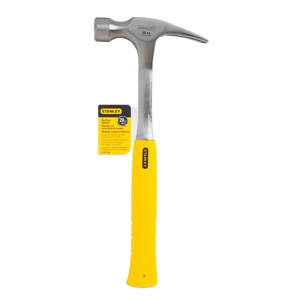 Stanley STHT51246 20-Ounce Steel Hammer