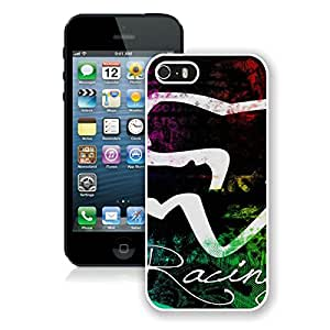 Beautiful Designed Case With FOX White For iPhone 5S Phone Case