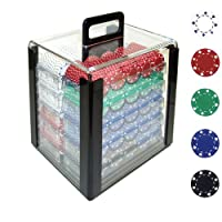 Poker Chip Carriers and Trays Product