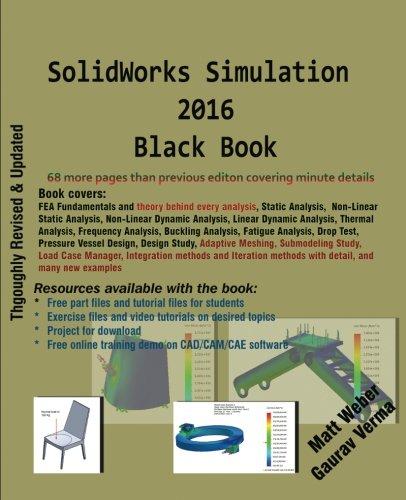 天瓏網路書店-SolidWorks Simulation 2016 Black Book