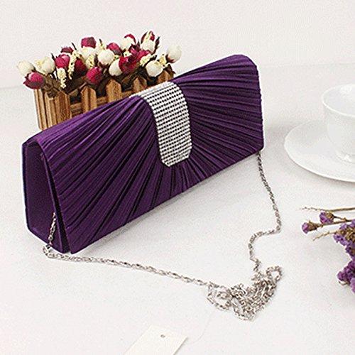 pour femme Violet violet Pochette ashdown violet qUBw55