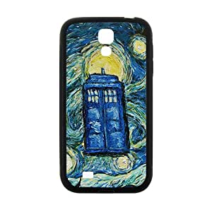 DASHUJUA Doctor Who Pattern Fashion Comstom Plastic case cover For Samsung Galaxy S4