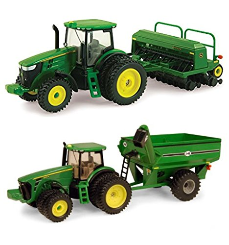 Bundle Includes 2 Items - Ertl John Deere 8320R Tractor, used for sale  Delivered anywhere in USA