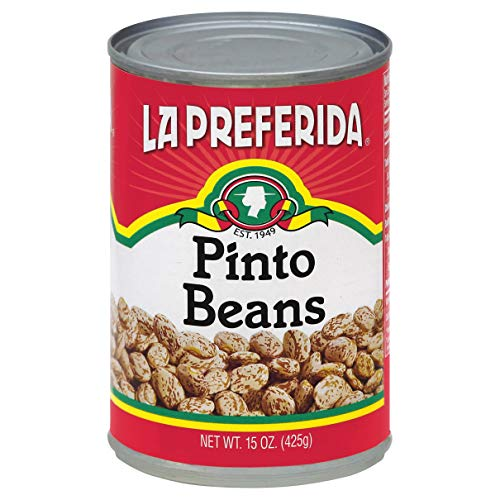 Preferida La Bean - La Preferida (Pinto Beans 15 OZ, Pack - 6)