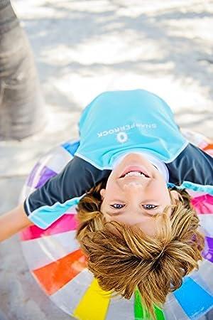 Maglietta a Maniche Corte con Protezione UV Bambino Snapper