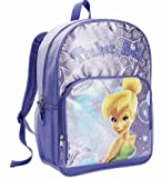 TinkerBell Purple Backpack 16″, Bags Central