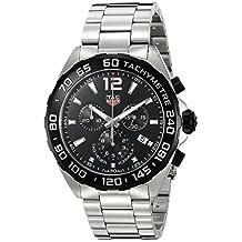 Tag Heuer Formula 1 Chronograph Black Dial Mens Watch CAZ1010.BA0842