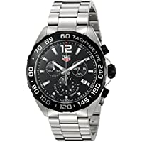 Tag Heuer Formula 1 Chronograph Black Dial Men's Watch