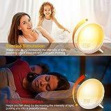 Alarm Clock Wake Up Light,XIRON Light Alarm Clock