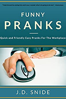 clean pranks Three methods:pulling classic prankspranking them in the morningtricking  them with  find a clean, new kitchen sponge and place it on a plate next,  frost.