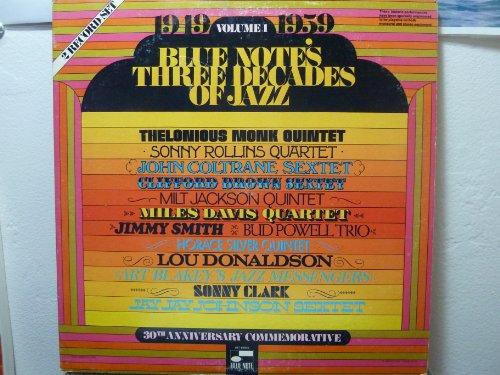 Price comparison product image Three Decades of Jazz Volume 1 [Vinyl]