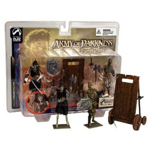 Army of Darkness Deadite Army Builder Pack Action (Action Figure Army Builder)