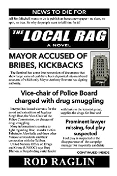 The Local Rag by [Raglin, Rod]