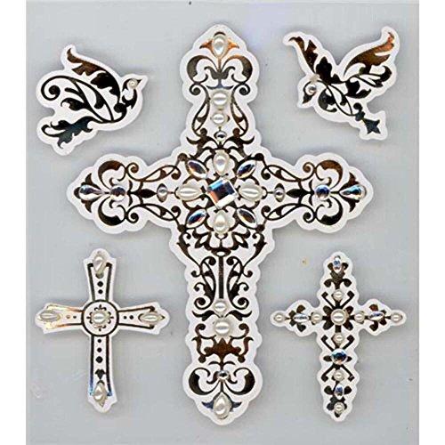 Jolee's Boutique® Crosses & Doves - Cross Jolees Boutique