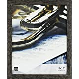 Kiera Grace Linear Picture Frame, 8 X 10 Inch, Driftwood Black
