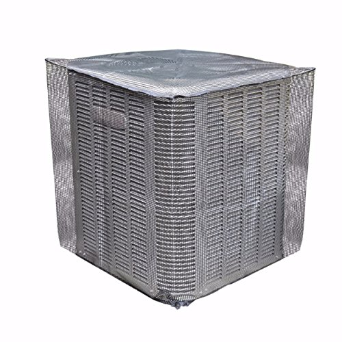 - Sturdy Covers AC Defender - Full Mesh Air Conditioner Cover - AC Cover - Outdoor Protection