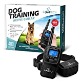 (US) Remote-Controlled Dog Shock Collar