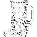 Libbey Boot Mug Half-Liter (16.9 oz) - Set of 2