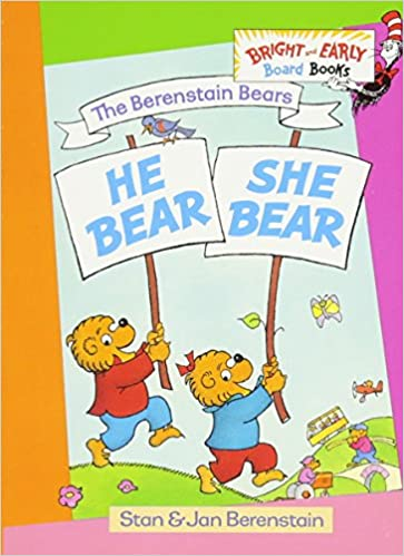 he bear she bear book