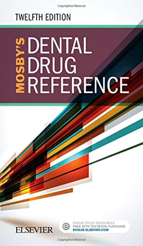Mosby's Dental Drug Reference, 12e