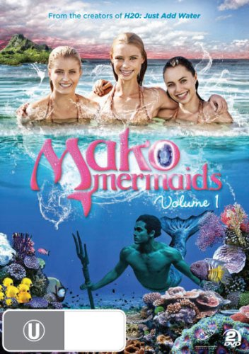 Mako Mermaids - Season 1 (Ep. 1-13) - 2-DVD Set ( Mako Mermaids - Season One - Episodes 1-13 (Volume 1) ) [ NON-USA FORMAT, PAL, Reg.0 Import - Australia - Mako Australia