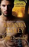 Night's Surrender (Children of the Night) by Amanda Ashley (2015-08-25)