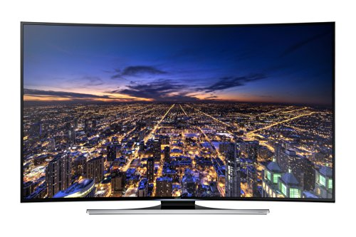 Samsung UN65HU8700 Curved 65-Inch 4K Ultra HD 120Hz 3D Smart LED TV (2014 Model) (Samsung 65 Inch Curved 3d Tv)