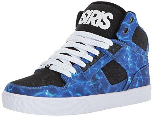 Osiris Skateboard Shoe (Osiris Men's Nyc 83 Vlc Skate Shoe, Deep/Blue, 11.5 M US)