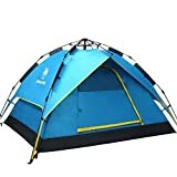 ALUK-Fully automatic speed open outdoor tent camping waterproof Bilayer tent Seasons