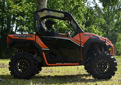 SuperATV Polaris General 1000//4 Seater 3 Lift//Front Leveling Kit See Fitment