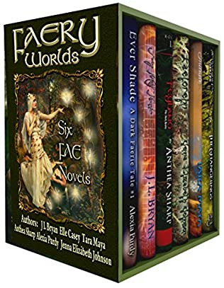 book cover of Faery Worlds - Six Complete Novels