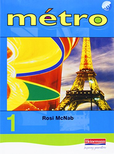 Metro 1: Pupil Book (Metro for 11-14) (French Edition)