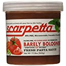 Scarpetta Barely Bolognese, 19.8-Ounce Jar (Pack of 4)