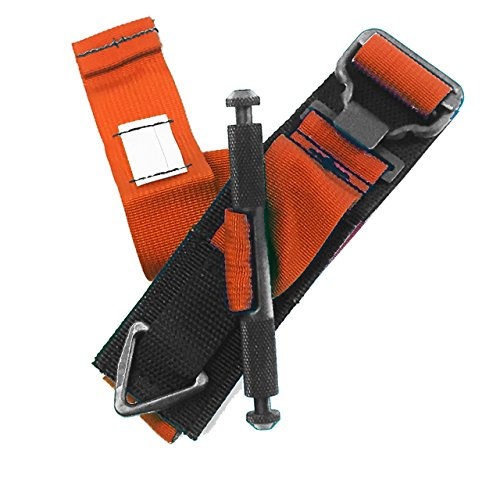 SOFTT-W Generation 4 Tourniquet - Rescue Orange by Tactical Medical Solutions