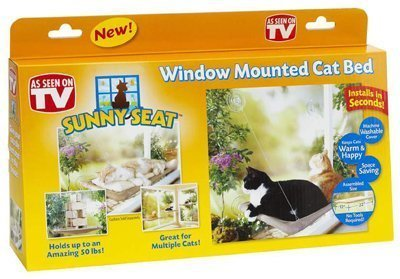 Sunny Seat Cat Bed by Sunny seat