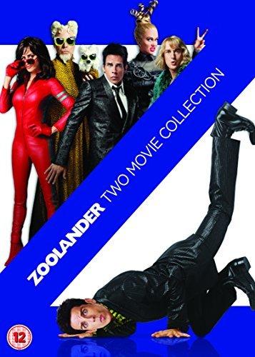 Zoolander / Zoolander 2 Double Pack [DVD] [2016] by Ben Stiller B01I06MF26