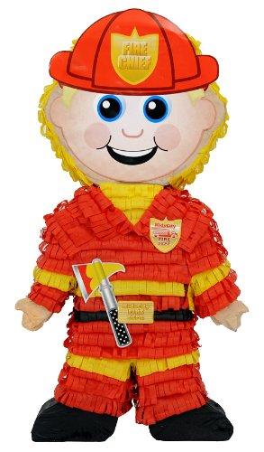 Aztec Imports Fireman Pinata -