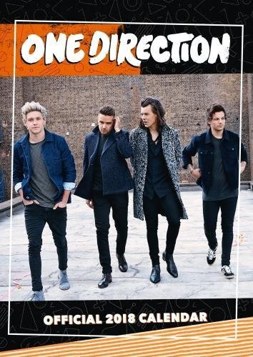 One Direction Official 2018 Calendar - A3 Poster Format
