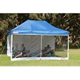 Coleman 1354181 Accessory Mesh Wall for Gazebos
