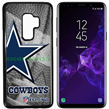 Cowboys Dllas Football New Black Samsung Galaxy S9 Plus Case by Mr Case