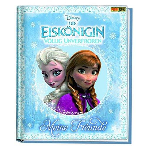 Price comparison product image Disney Die Eiskönigin - Völlig unverfroren Freundebuch