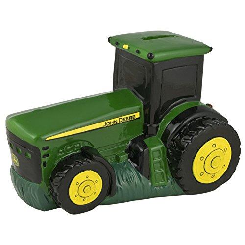 John Deere Tractor Bank