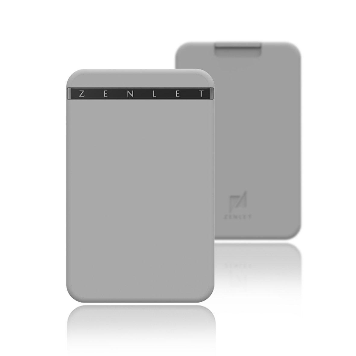 Zenletミニマリストカードウォレット 小さい財布 グッドデザイン賞 B06Y5MFVC9 セサミ セサミ