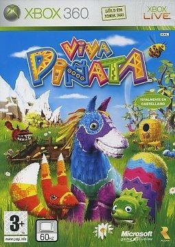 Microsoft Viva Pinata Juego Xbox 360 Xbox 360 Familia Ec