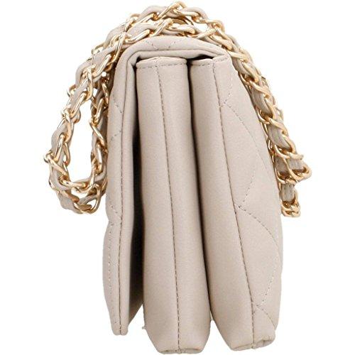Shoppers y bolsos de hombro para mujer, color Beige , marca VALENTINO, modelo Shoppers Y Bolsos De Hombro Para Mujer VALENTINO ANETO Beige Beige