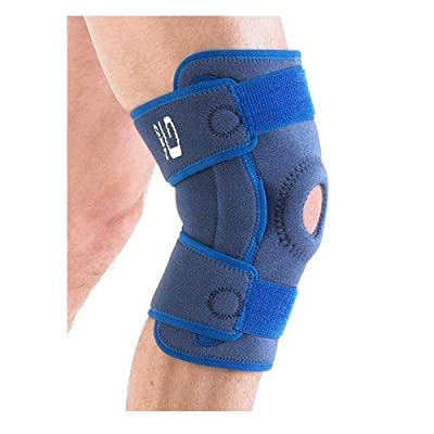 NEO G Stabilized Hinged Open Knee Support